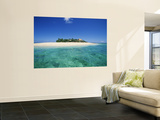 Beachcomber Island, Fiji Poster par Douglas Peebles