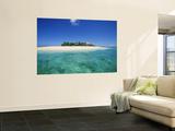 Beachcomber Island, Fiji Poster by Douglas Peebles