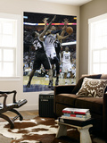 San Antionio Spurs v Memphis Grizzlies - Game Three, Memphis, TN - APRIL 23: Mike Conley, Antonio M Prints by Andy Lyons