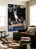 Portland Trail Blazers v New Jersey Nets: Kris Humphries Prints by David Dow