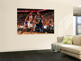 Memphis Grizzlies v Phoenix Suns: Rudy Gay and Channing Frye Prints by Barry Gossage