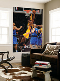 Dallas Mavericks v Los Angeles Lakers - Game Two, Los Angeles, CA - MAY 4: Andrew Bynum Prints by Noah Graham