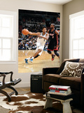Miami Heat v Washington Wizards: Nick Young and Dwyane Wade Posters by Greg Fiume