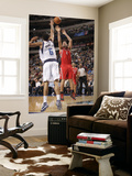Houston Rockets v Dallas Mavericks: Luis Scola and Tyson Chandler Posters by Danny Bollinger
