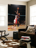 Atlanta Hawks v Toronto Raptors: Al Horford and Joey Dorsey Prints by Ron Turenne