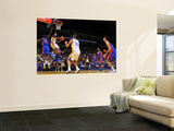 Detroit Pistons v Golden State Warriors: Monta Ellis Posters by Rocky Widner