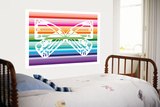 Sunset Butterfly Posters by  Avalisa