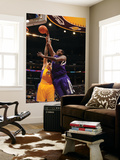 Sacramento Kings v Los Angeles Lakers: Samuel Dalembert Prints by Noah Graham