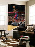 Detroit Pistons v Miami Heat: Jason Maxiell Prints by Issac Baldizon