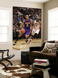 Los Angeles Lakers v Toronto Raptors: Matt Barnes and Julian Wright Prints by Ron Turenne