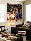 Golden State Warriors v Los Angeles Lakers: Kobe Bryant and Monta Ellis Prints by Noah Graham