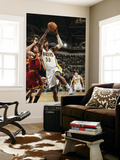 Cleveland Cavaliers  v Indiana Pacers: Roy Hibbert and Anderson Varejao Posters by Ron Hoskins
