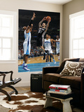 San Antonio Spurs v New Orleans Hornets: Manu Ginobili and David West Posters by Layne Murdoch