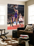 Los Angeles Lakers v Chicago Bulls: Pau Gasol and Luol Deng Prints by Andrew Bernstein