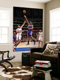 Sacramento Kings v Los Angeles Clippers: DeMarcus Cousins and Jarron Collins Prints by Noah Graham