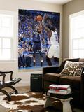 Memphis Grizzlies v Oklahoma City Thunder - Game Two, Oklahoma City, OK - MAY 3: Mike Conley and Ke Art by Layne Murdoch