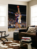 Detroit Pistons v Golden State Warriors: Tayshaun Prince and Monta Ellis Prints by Rocky Widner