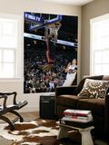 Miami Heat v Golden State Warriors: Lebron James and David Lee Art by  Ezra