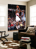 Denver Nuggets v Portland Trail Blazers: Chauncey Billups and Andre Miller Prints by Sam Forencich