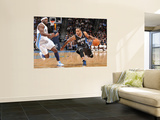 Orlando Magic v Denver Nuggets: Jameer Nelson and Ty Lawson Posters by Garrett Ellwood