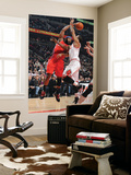 Los Angeles Clippers v Chicago Bulls: Baron Davis and Derrick Rose Poster by Randy Belice
