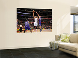 Sacramento Kings v Los Angeles Clippers: Eric Gordon and Francisco Garcia Prints by Noah Graham