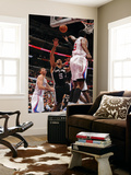 San Antonio Spurs v Los Angeles Clippers: Ime Udoka and DeAndre Jordan Posters by Noah Graham