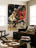 Los Angeles Clippers v Indiana Pacers: T. J. Ford and Eric Bledsoe Art by Ron Hoskins
