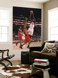 Portland Trail Blazers v Phoenix Suns: Jason Richardson and Andre Miller Prints by  Christian