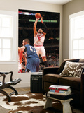 Minnesota Timberwolves v Chicago Bulls: Carlos Boozer and Kevin Love Prints by Ray Amati