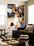 Oklahoma City Thunder v Houston Rockets: Kevin Martin Prints by Bill Baptist
