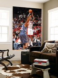 Charlotte Bobcats v Miami Heat: LeBron James Poster by Andrew Bernstein