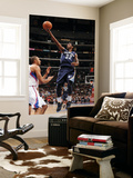 Memphis Grizzlies v Los Angeles Clippers: O.J. Mayo and Brian Cook Prints by Noah Graham