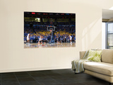 Memphis Grizzlies v Oklahoma City Thunder - Game One, Oklahoma City, OK - MAY 1: Zach Randolph Print by Joe Murphy