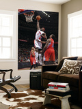 Los Angeles Clippers v Detroit Pistons: Ben Wallace and DeAndre Jordan Posters by Allen Einstein