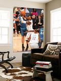 Minnesota Timberwolves v Charlotte Bobcats: Gerald Wallace Posters by Kent Smith