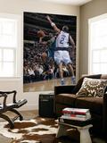 New Orleans Hornets v Dallas Mavericks: Chris Paul and Jason Kidd Print by Glenn James