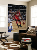 New Jersey Nets v Dallas Mavericks: Terrance Williams and Jason Terry Prints by Glenn James