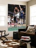 Memphis Grizzlies v Utah Jazz: C.J. Miles Art by Melissa Majchrzak