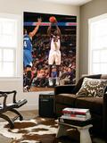 Minnesota Timberwolves v Phoenix Suns: Jason Richardson Print by Barry Gossage
