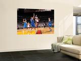 Dallas Mavericks v Miami Heat - Game One, Miami, FL - MAY 31: LeBron James, Tyson Chandler, Dirk No Print by Andrew Bernstein