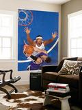 Sacramento Kings v Los Angeles Clippers: Omri Casspi and Ryan Gomes Prints by Noah Graham