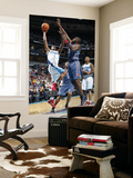 Charlotte Bobcats v New Orleans Hornets: Trevor Ariza and Nazr Mohammed Prints by Layne Murdoch