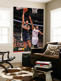 Utah Jazz v Los Angeles Clippers: Deron Williams and Eric Gordon Prints by Noah Graham