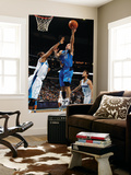 Dallas Mavericks v New Orleans Hornets: Jose Barea and Chris Paul Prints by Chris Graythen