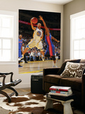 Detroit Pistons v Golden State Warriors: Stephen Curry Posters by Rocky Widner