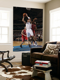 Houston Rockets v Dallas Mavericks: Jason Kidd, Kyle Lowry and Chase Budinger Print by Danny Bollinger