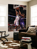 Sacramento Kings v Los Angeles Clippers: Baron Davis and Carl Landry Posters by Noah Graham