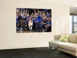 Oklahoma City Thunder v Dallas Mavericks - Game One, Dallas, TX - MAY 17: Jason Terry Prints by Ronald Martinez