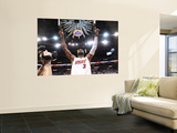 Dallas Mavericks v Miami Heat - Game Two, Miami, FL - JUNE 2: Dwyane Wade Prints by Garrett Ellwood